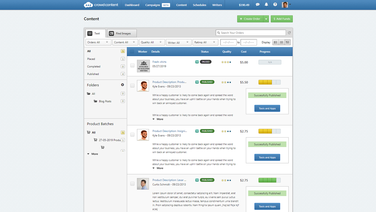 Fully integrated with Shopify, no copying or pasting needed