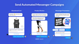 The World's Most Comprehensive Facebook Messenger Marketing App