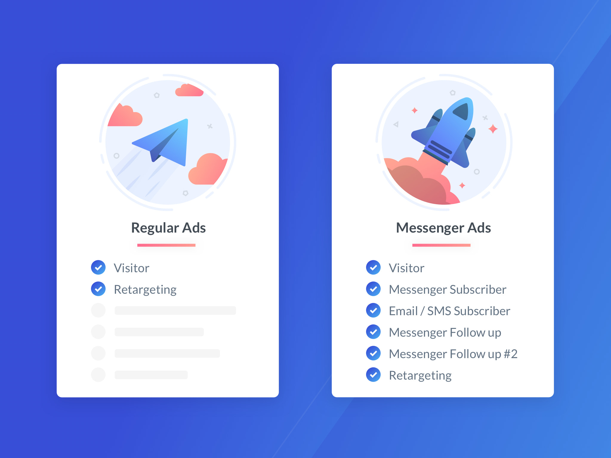 Ad flows built for growth