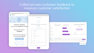 measure customer satisfaction collect feedback with Marsello