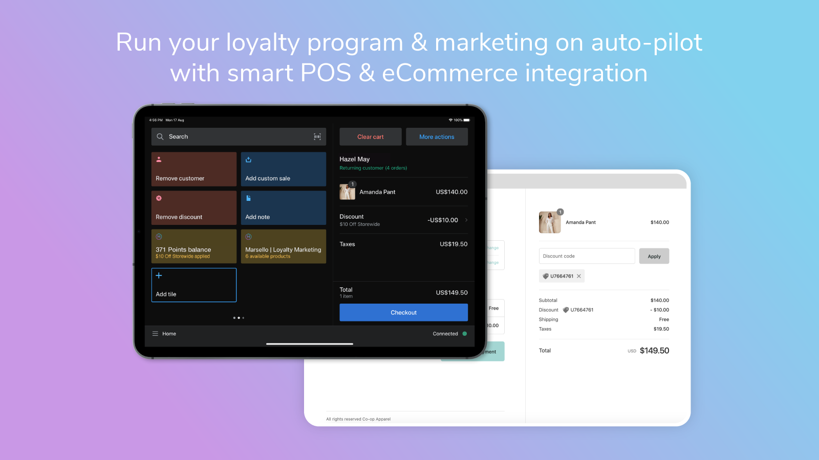 omnichannel marketing POS and eCommerce