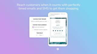 automate email and SMS marketing with Marsello