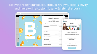 Create a loyalty rewards program with Marsello