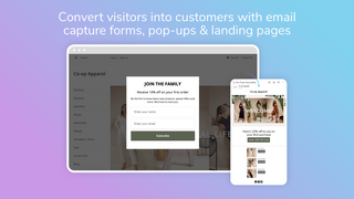 convert visitors with Marsello forms and automated email