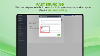 Wefullfill Fast Sourcing