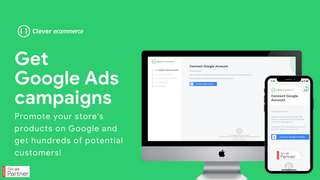 Get Google Ads campaigns