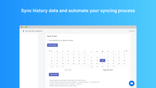 Xero Integration by AllFetch: Syncing Settings