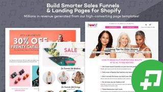 Lots of proven and tested landing page templates