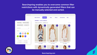 Searchspring enables you to overcome common filter restrictions