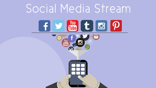Give your website a fresh feel with your social media