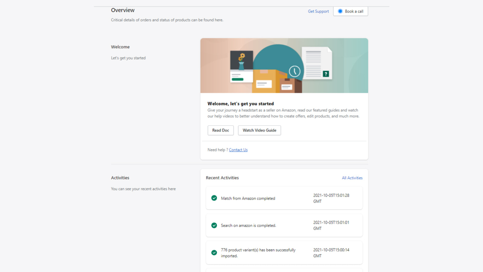 Dashboard-overview