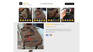 Thumbnail Layout - - Reviews - Product reviews - photo reviews