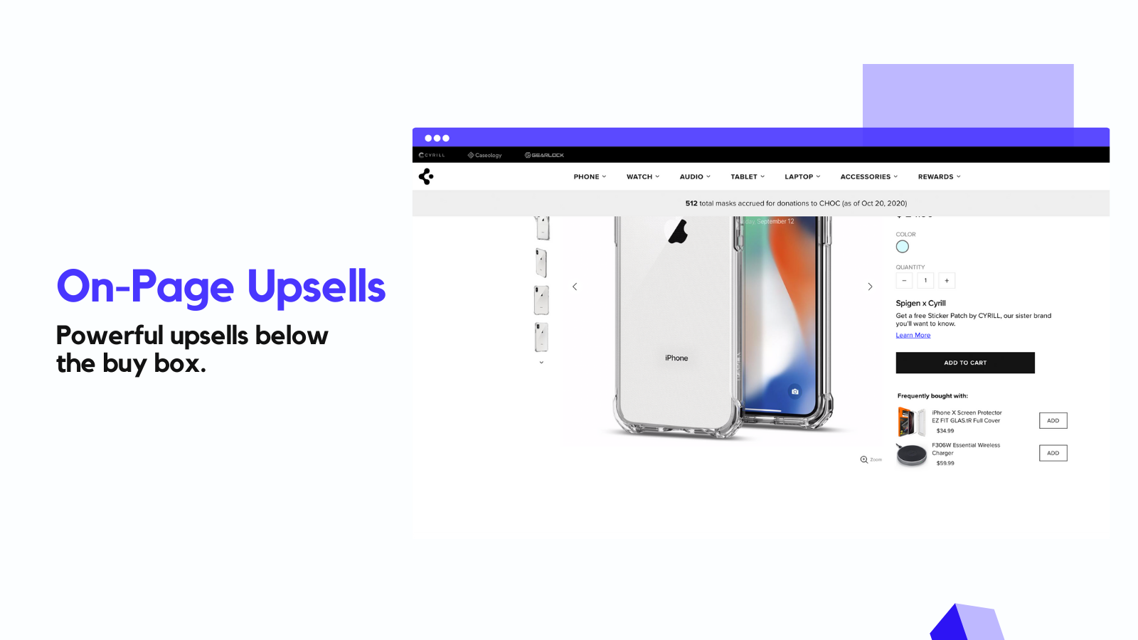 Best On-Page Upsell