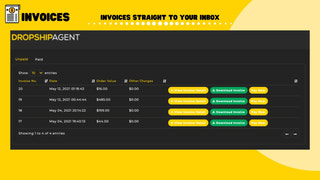 Invoices Straight To Your Inbox