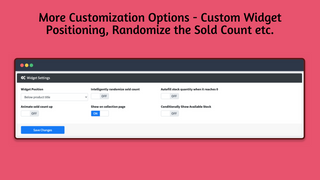 inventory counter shopify