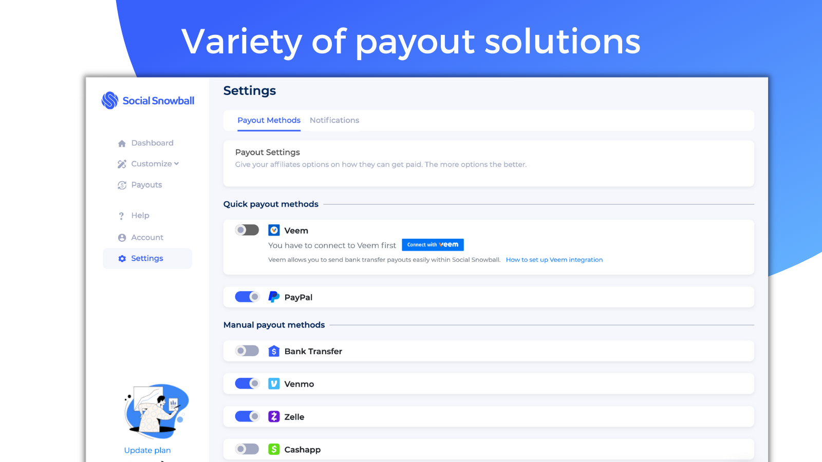 Payout Solutions