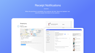 Order Notifications page