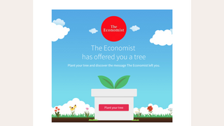 Collect gifted trees page