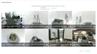 Showcase Your Favorite Products in Email