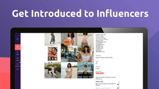 Get your brand in front of thousands of Influencers!