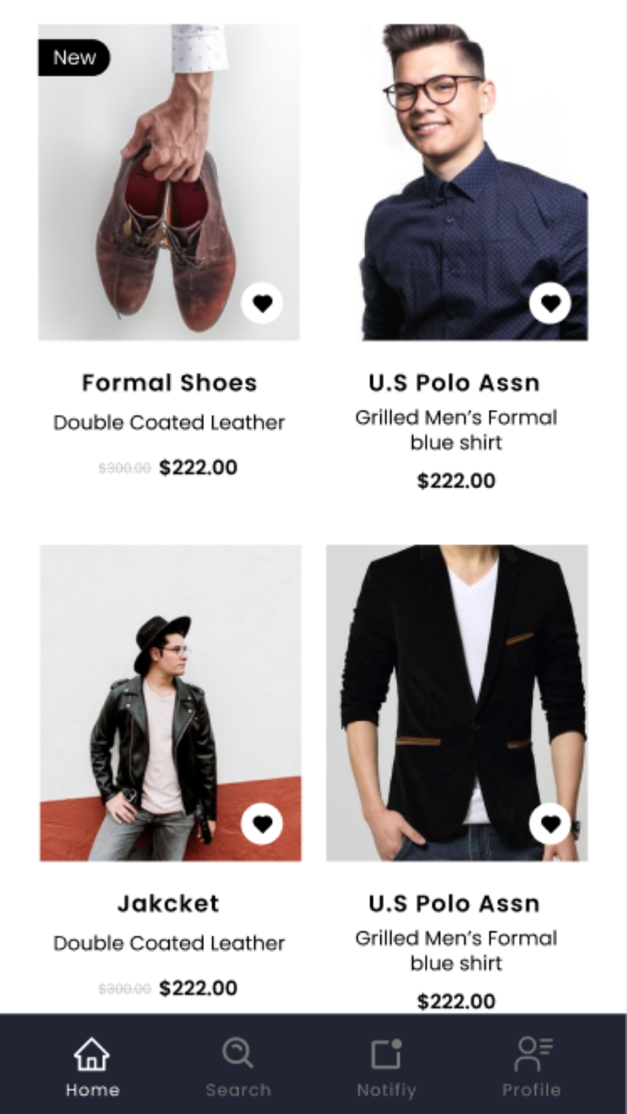 Create a great mobile app shopping experience.
