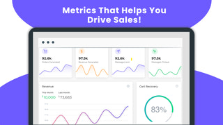 Metrics that drives sales.