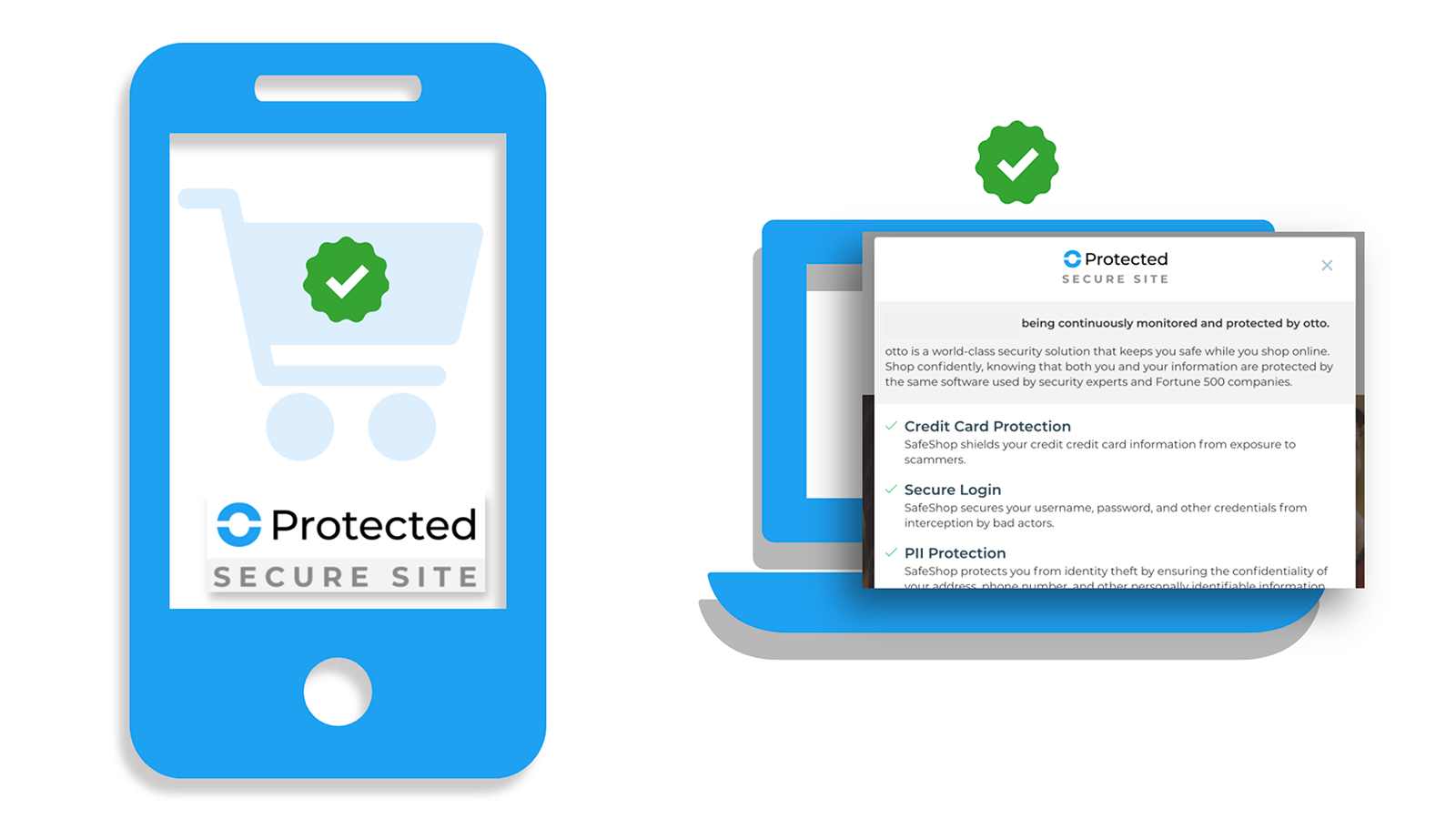 otto protects your site 24/7. Security made easy and free!