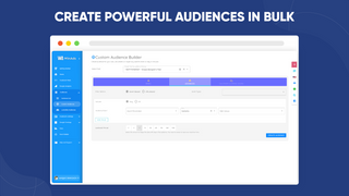 Custom Audience Builder