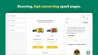 AfterSell Post Purchase Upsell Product Recommendation Widget