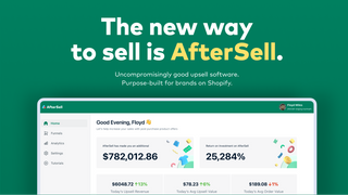 AfterSell Post Purchase Upsell