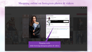 Shopping online on Instagram photos & videos