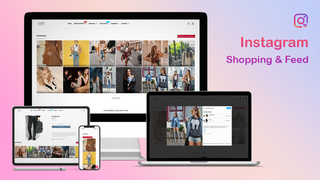 Integrate Instagram photos into Shopify store