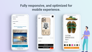 Fully responsive, optimized for mobile