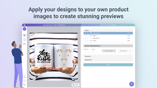 Create stunning previews