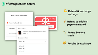 Configure Refund and Exchange Settings