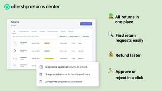 Manage Returns in One Place
