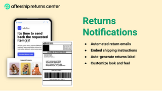Automated Return Status Emails