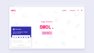 Viral Loops shopify in-app