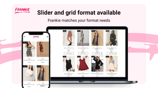Grid layout + Personalized Recommendations boosts conversion