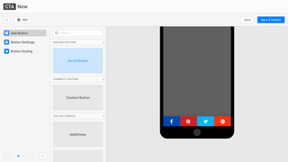 Build different Call To Actions buttons