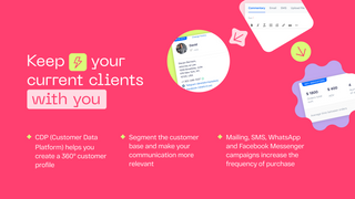 Keep your current clients with you