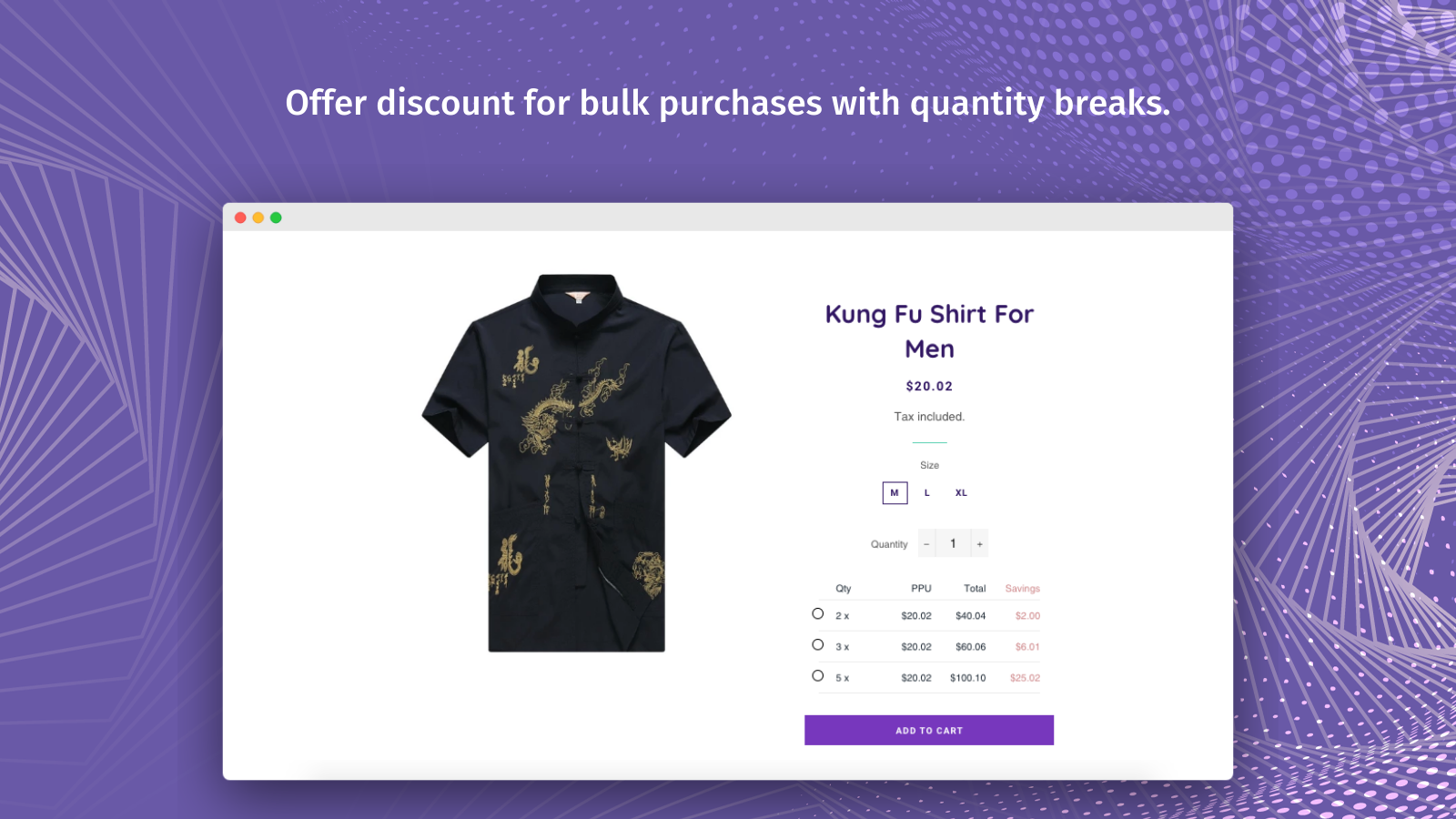 Sell More With Volume Discounts, Tiered Pricing, Quantity Breaks