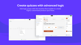 Create quizzes with advanced logic