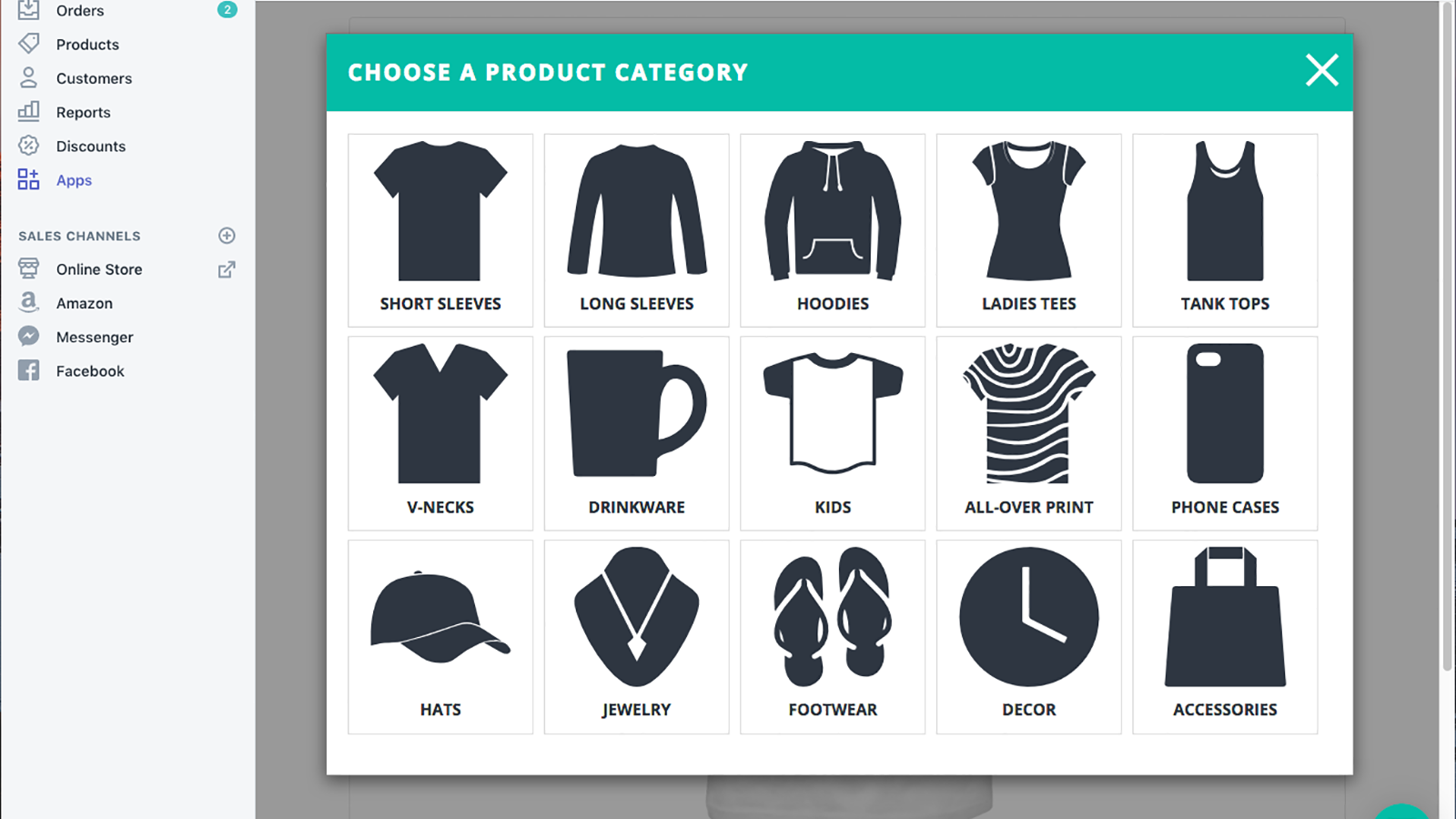 Select Product
