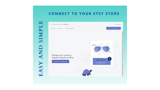 Connect to your Etsy store