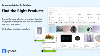 Find the right products