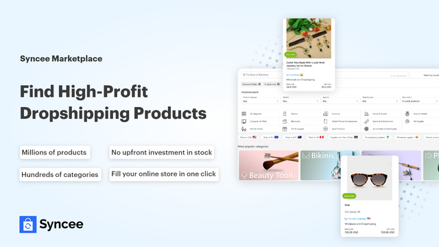 Find high-profit dropshipping products