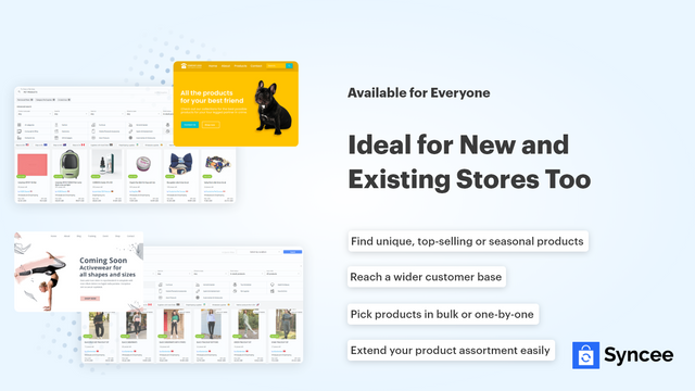 Ideal for new and existing stores