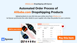 Automated order process