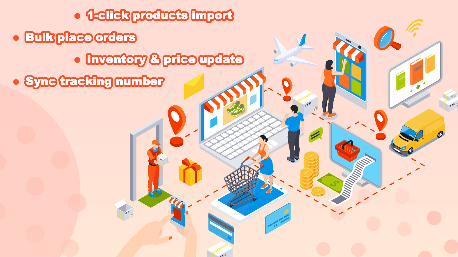 automated tool_AliExpress Dropshipping Master